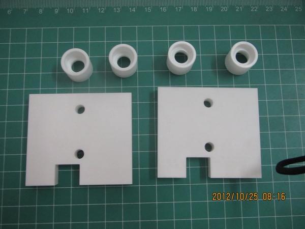 精密氧化锆陶瓷零件加工在工业生产中的应用