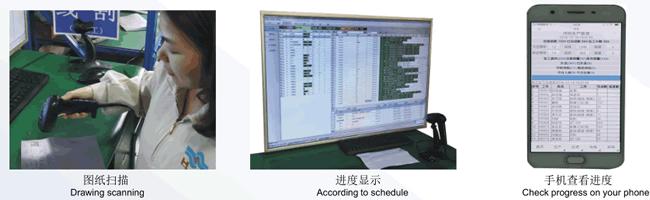 生产加工订单管理系统