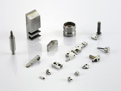 CNC机加工零件