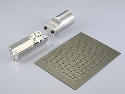 铝材精密零件